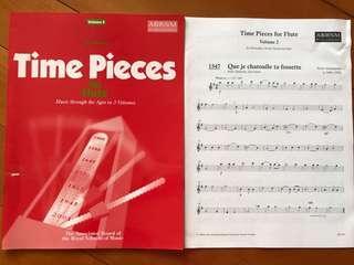 Flute 長笛用書