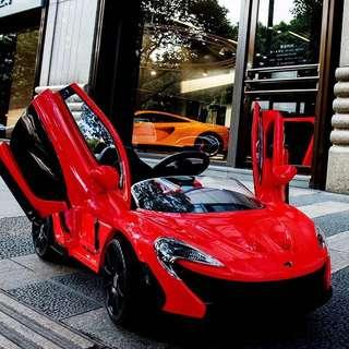 Mclaren car for kids