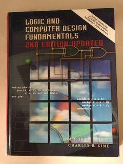 Logic and computer design fundamentals (2nd edition updated)