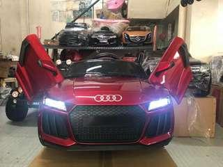 New Audi car for kids