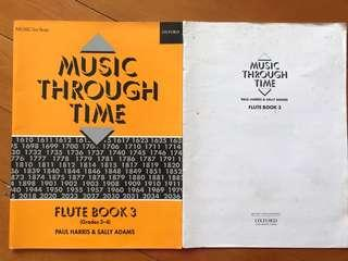 Flute長笛用書