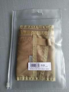 BNIP Crossing Nylon Waist Wallet