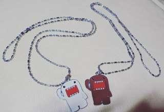 DOMO-KUN Necklace Bundle
