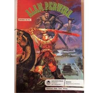 Jualan Alam Perwira (1-163) 163 Final Episode