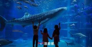 SALE! Osaka Aquarium Kaiyukan ticket