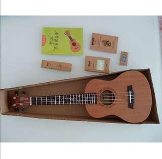 Brand New High quality 23 inches Mahagony Rosewood Concert Ukulele