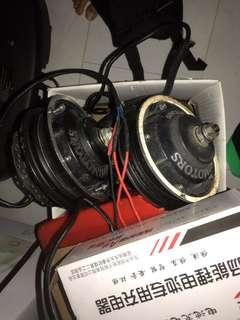 Dualtron 2 limited Stock motors
