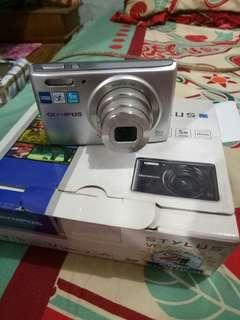 Dijual camera olympus stylus VG-165