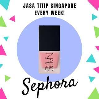 Nars Liquid Blush | Blush On | Nars Orgasm | Jastip Singapore