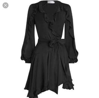 Zimmermann Winsome Flutter Dress