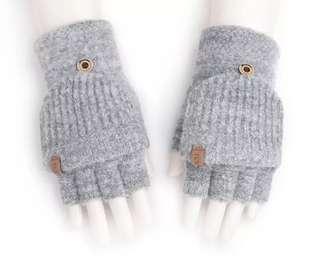 女裝翻蓋手套 手襪