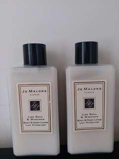 jo malone body lotion 100ml