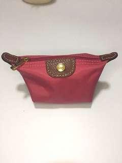 Price reduced* Longchamp coin pouch