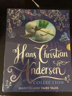 Hans Christian Anderson Collection Eight Classic Fairy Tales