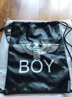 BOY LONDON真皮索繩袋