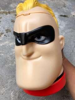 Incredibles 2 Popcorn Bucket Container Official Movie Merchandise LAST PIECE!