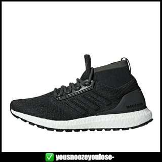 [PREORDER] ADIDAS ULTRA BOOST ULTRABOOST MID ATR CORE BLACK CARBON WHITE