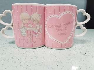 Precious Moments Lovers Cup