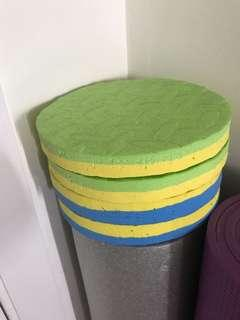 pad for planking