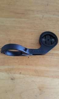 Garmin handlebar aluminium mount