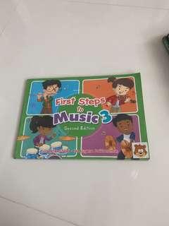 First Steps to Music 3 - Primary 3