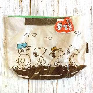 史諾比 Snoopy 環保袋 OL 飯袋