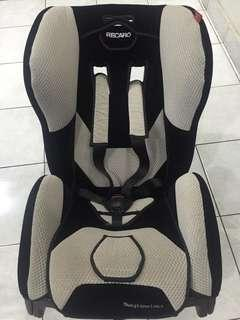 Original Recaro Young Expert plus Child Seat