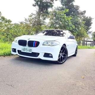 2012 BMW F10 520D M版