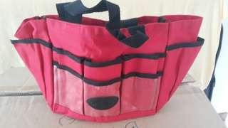 Giveaway small canvas tote bag