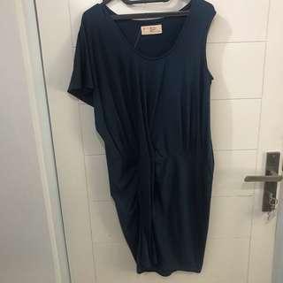 Bodycon green dress (X)S.M.L