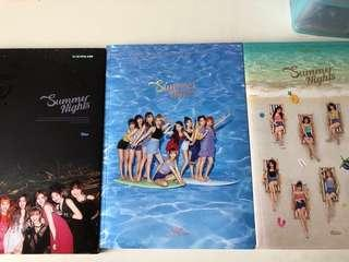 twice dance the night away unsealed album nayeon jeongyeon sana momo