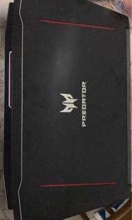 Predator laptop
