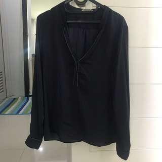 Promod Shirt / Kemeja Biru