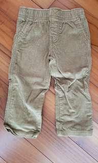 Carter's 18 months 褲