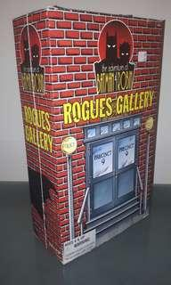 1997 kenner batman robin rogues gallery