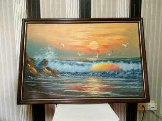 Frame lukisan