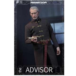 [PRE ORDER] The Advisor
