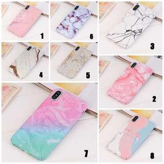 [PO] water colour/ marble phone case / cover