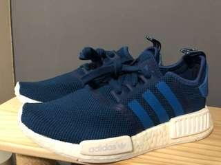Adidas NMD R1 (Blue/Blue/White)