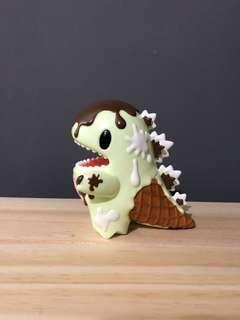 Ice cream Dino Ziqi Mint Chocolate 薄荷朱古力