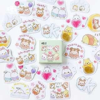 [IN] [ST] Boxed Stickers: Disney Tsum Tsum