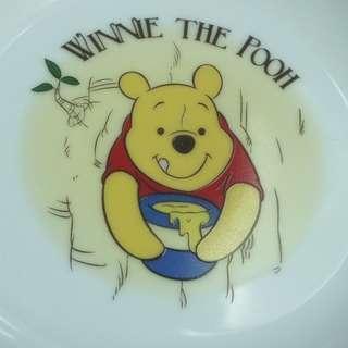 winnie the pooh 磁制碟 無盒 hk80元