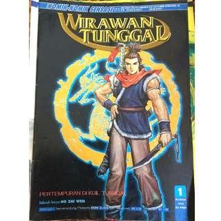 Jualan Wirawan Tunggal (1-98) 98 Final Episode