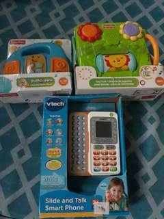 Educational Toys Fisher Price & Vtech