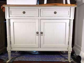 French White Buffet Sideboard Extra Discount at Factory Sale