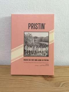 Hi! Pristin First Mini Album (unsealed)
