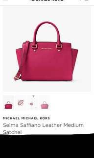 [REDUCE]Michael Kors bag