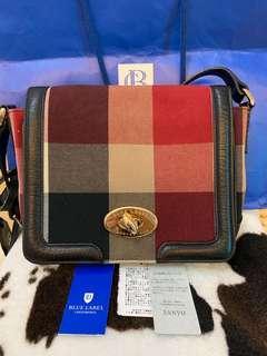 Authentic Blue Label Japan sling bag handbag shoulder bag