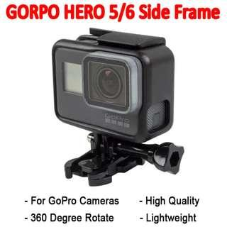 TGP069 Side Frame House Case Plastic Protection Case for GoPro Hero 5 6 Brand New Sales