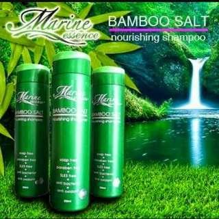 MARINE ESSENCE BAMBOO SALT NOURISHING SHAMPOO